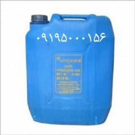 اسید فلوریکا 5 لیتری